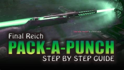 ww2 reich final zombies punch pack duty call