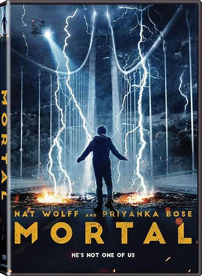 Dvd Mortal Release November Date Covers Wolff