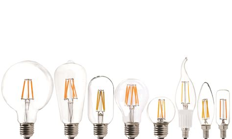 led vintage light bulbs commercial construction and