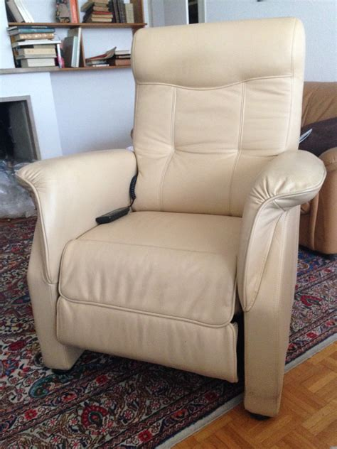 fauteuil cuir everstyl generations plus ch