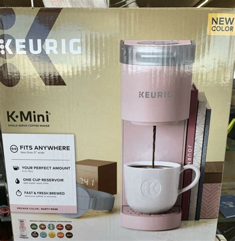Moreover,this feature can turn off the machine after 90 seconds of the last brew. Keurig K Mini Plus Coffee Maker - Cardinal Red for sale online | eBay