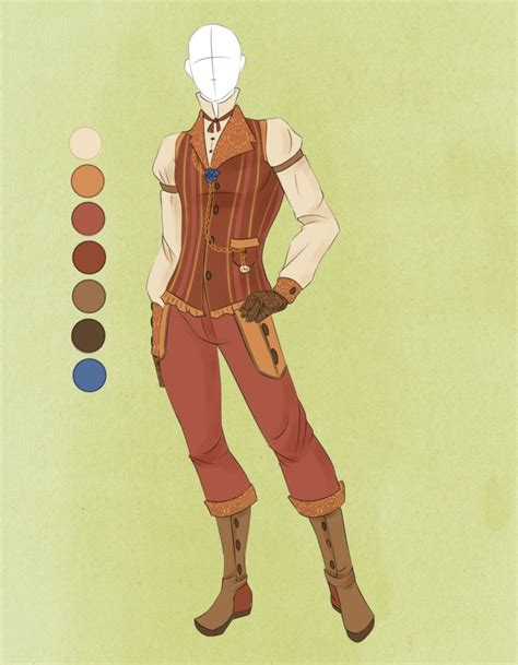 Commission Outfit July 07  by VioletKy on deviantART | Character Costumes | Pinterest ...