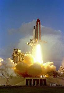 NASA Space Shuttle Challenger Collage