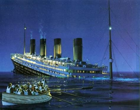 The Titanic Boat by Confessions Of A Ci Devant January 2012
