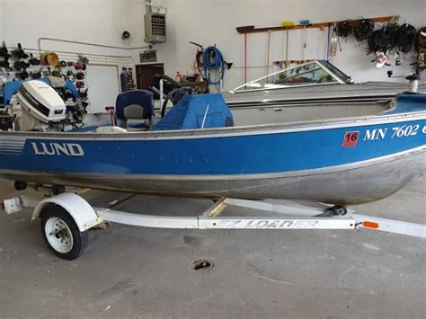 Fishing Boats For Sale Jackson Mi by Lund New And Used Boats For Sale In Mi