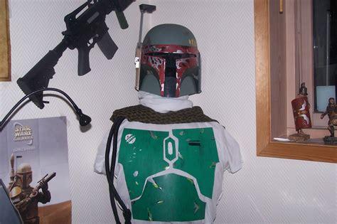Hasbro Boba Fett helmet Visor mod / new at the forum ...
