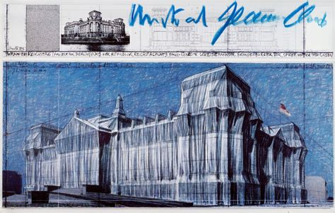 christo jeanne claude wrapped reichstag bukowskis