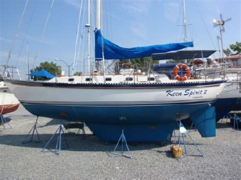 Boat Fuel Prices Vancouver by 1985 Tayana Vancouver Cutter Reduced Boats Yachts For Sale
