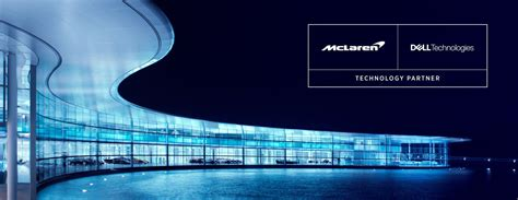 Mclaren Formula 1  Mclaren And Dell Technologies Form Wideranging Partnership