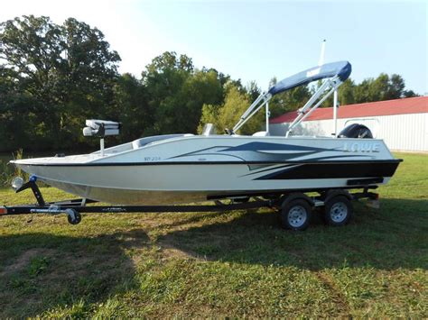 Lowe Deck Boats For Sale Used by Lowe Sd224 Sport Deck 2015 For Sale For 32 995 Boats