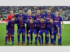 FC Barcelona El uno a uno del Barça vs Betis Y todavía