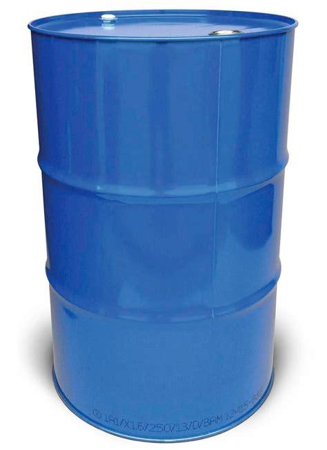 litre steel drum   approval blue denios