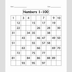 10+ Sample Missing Numbers Worksheet Templates  Free & Premium Templates
