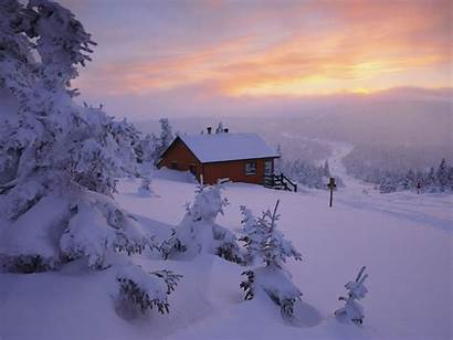 Winter Wallpapers Desktop Backgrounds Nature Snow Windows