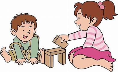 Playing Clipart Children Cartoon Play Clip Child