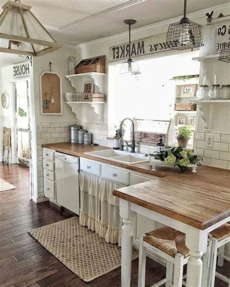 country kitchen table ideas 67 rural farmhouse kitchen cabinet makeover ideas
