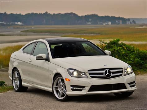 Mercedes C Class Coupe Wallpaper by Mercedes C Class Coupe 2012 Picture 06 1600x1200