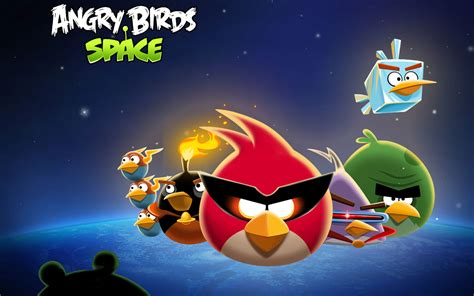 Angry Birds Background Angry Birds Images Angry Birds Space Wallpaper Hd
