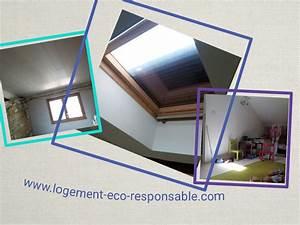 Comment Insonoriser Une Pièce : comment rafra chir une pi ce sous les toits ~ Melissatoandfro.com Idées de Décoration