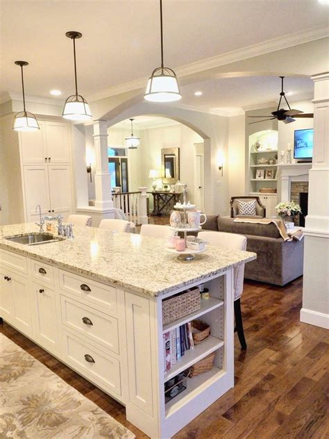 open concept kitchen cabinets 54 exceptional kitchen designs in 2018 kitchen design 3718