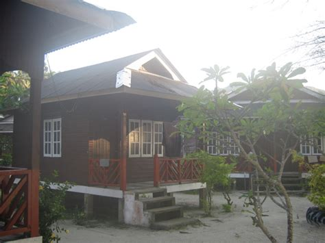 chalet pulau perhentian budget chalet package