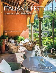 Sotheby's International Realty Italian Lifestyle Fall ...