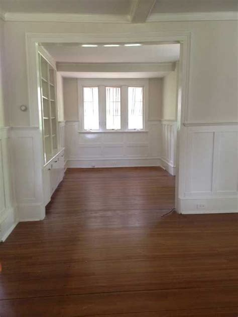 big cottage reno stripping and painting color and
