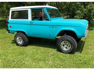 Classic Ford Bronco for Sale on ClassicCars.com