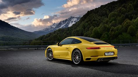 2018 Porsche 911 Carrera 4 Wallpapers Hd Images Wsupercars
