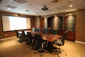 Commercial Conference Room Design