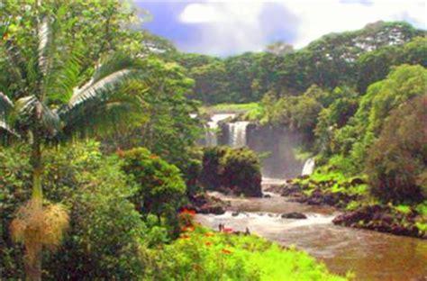 Hawaii Waterfalls Visitor Contributions