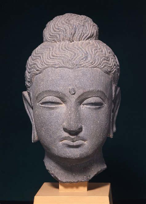 Buddha Head   Museum of Fine Arts, Boston