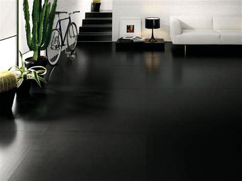 carrelage sol noir brillant cuisine avec carrelage noir chaios
