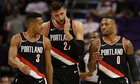 portland trail blazers full roster  team info hispanosnbacom