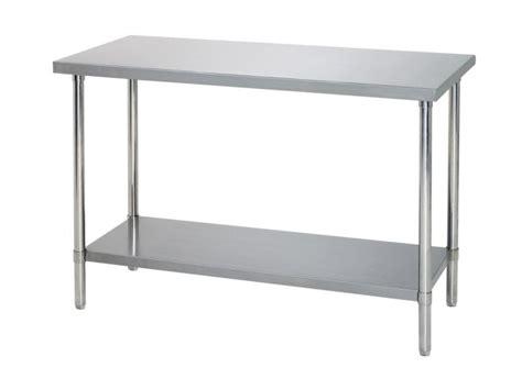 table de cuisine inox vente table cuisine inox et table de travail inox 100 cm