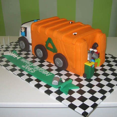 images  garbage truck party  pinterest