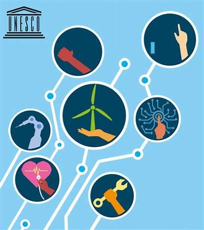 Literacy Unesco International Skills Digital Education Un