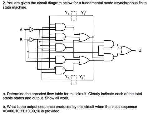 Solved You Are Given The Circuit Diagram Below For Fund