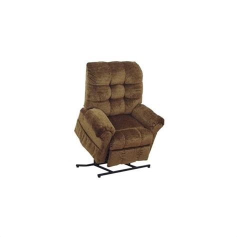 catnapper omni power lift lay out chaise recliner