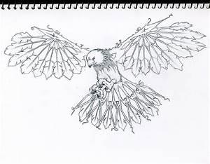Native American Eagle by tahzib on DeviantArt