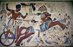 Did Ancient Egypt lack use of the wheel or were late ...
