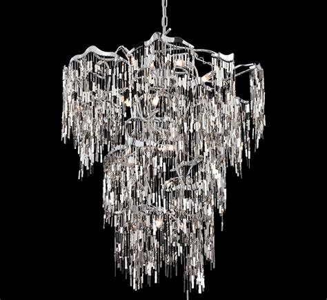 elfassy 19 light large contemporary chandelier
