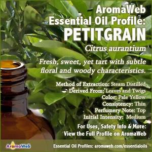 Petitgrain Essential Oil Uses And Benefits