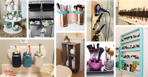 Diy Bathroom Storage Ideas by 42 Best Diy Bathroom Storage And Organizing Ideas For 2019