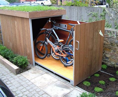 compact bike storage shed 25 best bicycle storage shed ideas on bike