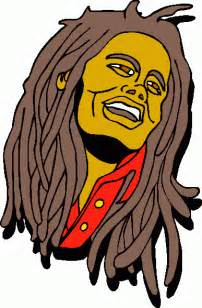 Rasta Cartoon Clip Art