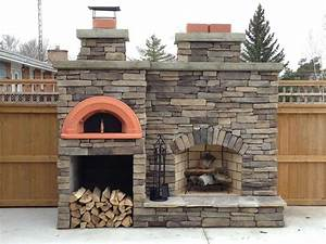 Spazio Wood Fired Pizza Oven by Alfa Forni - Grills'n Ovens
