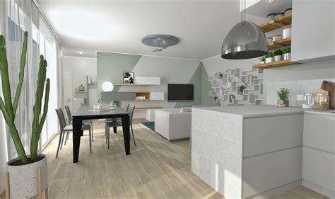cucina  vista