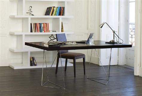 bureau 90 cm bureau design temahome trestles 180 x 90 cm comparer les