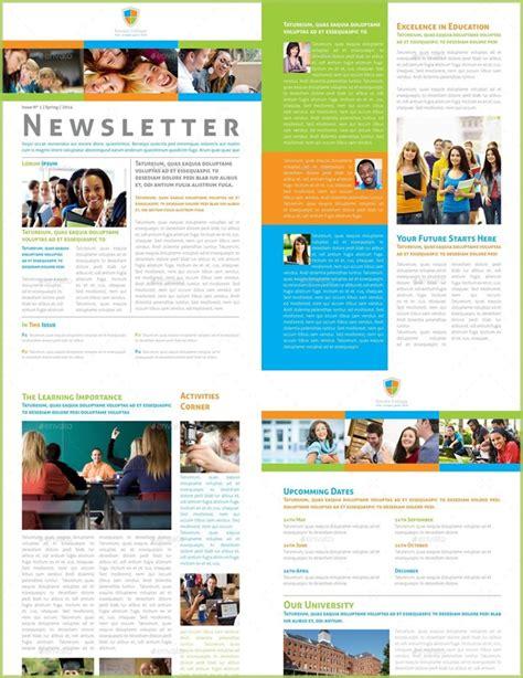 classroom newsletter templates   printable